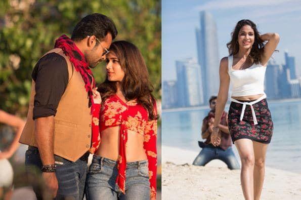 Sai Dharam Tej Inttelligent Movie Stills