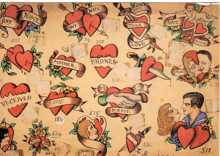the 43 best classic style tattoos images on pinterest vintage rh pinterest co uk vintage heart tattoo designs vintage heart tattoo designs
