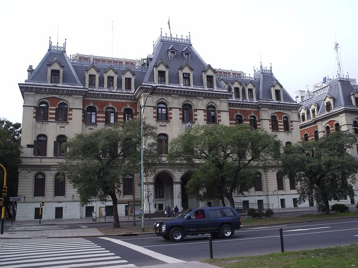 Cúpulas y Arquitectura de Buenos Aires - ministerio de agricultura -argentina
