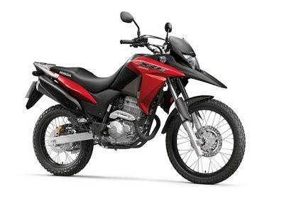 ENEMOTOS: Honda XRE 300 2016 muda pouco e fica menos potente...