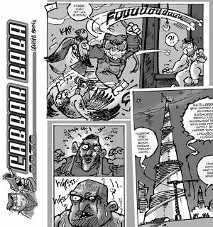 uzay 1999: cabbar baba 0070 kasım 2013 macerası