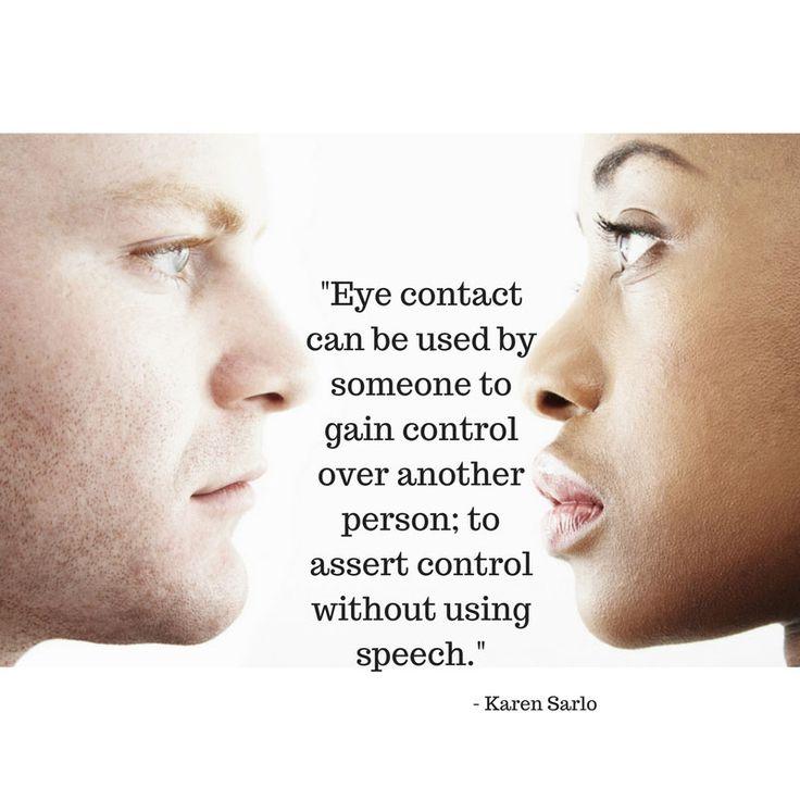 Eye Contact Control - https://bysarlo.com/eye-contact-control/