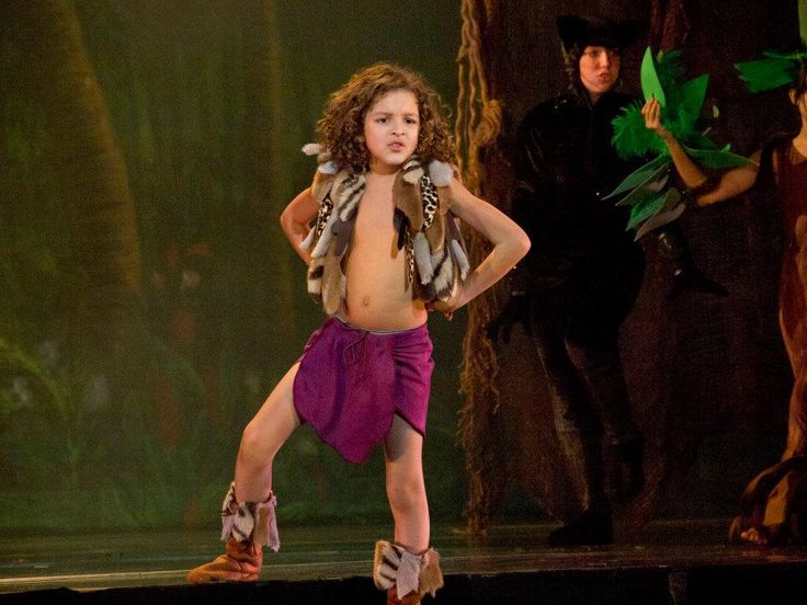 kaa and coils costume | Disney's The Jungle Book Kids | Paramount Productions | The Historic ...