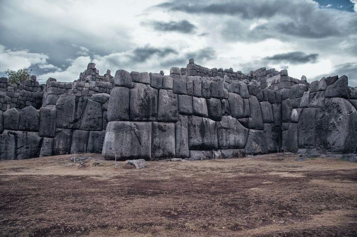 Sacsayhuman, capital city of the Inca Empire - Peru