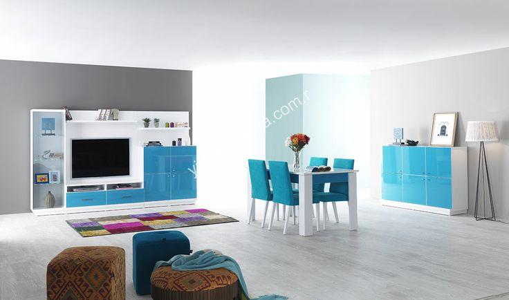 Hilton Yemek Odası  #diningroom #bedroom #avangarde #modern #pinterest #yildizmobilya #furniture #room #home #ev #young #decoration #moda #trend      http://www.yildizmobilya.com.tr/