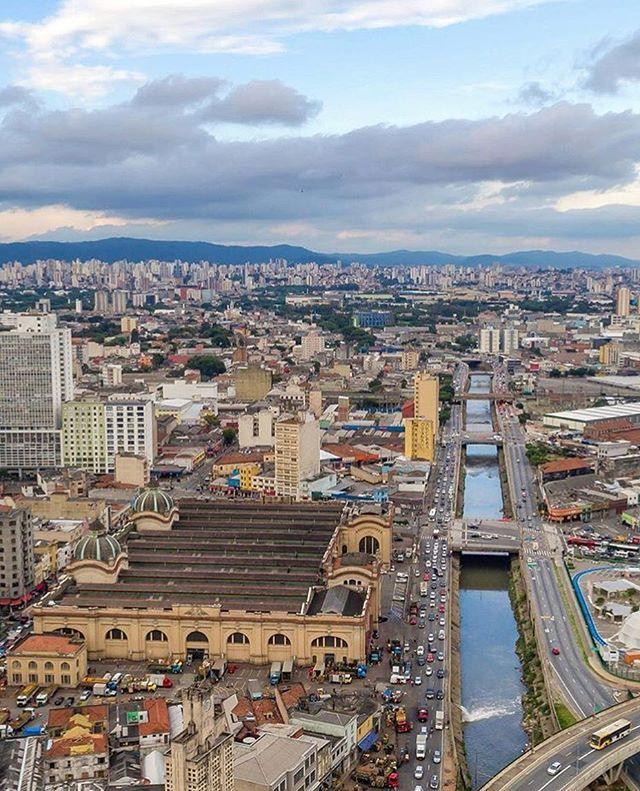Mercado Municipal de São Paulo by  @msonohara  #saopaulocity #EuVivoSP #sp464anos