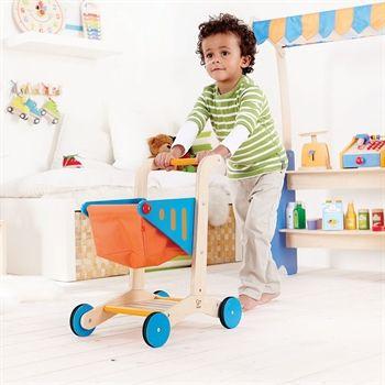 Hape Shopping Cart #ridenwalk #rideandwalk #toys #kidstoys  #wheels #vancouver #shoppingcart #cart