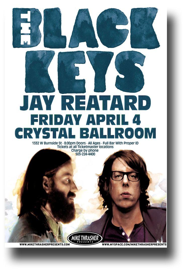 Black Keys Poster Concert $9.84 #Blackkeys: Keys Posters, Picture-Black Posters, Concerts Blackkey, Posters Concerts, Black Keys, Artists Posters, Concerts Posters, 9 84 Blackkey, Posters Mavericks