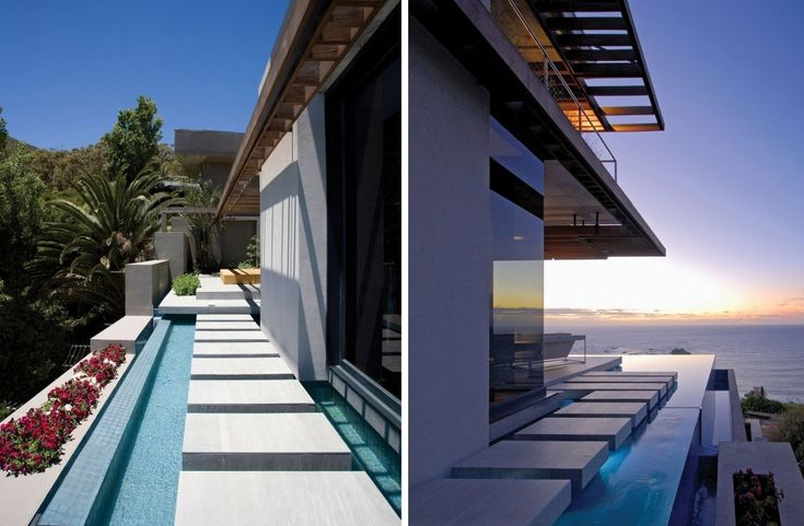 House Kloof 151 in Cape Town by SAOTA
