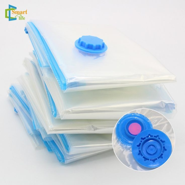 large space saver plastic type vacuum storage bag for clothes