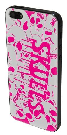 skulls iphone 5 cover skin