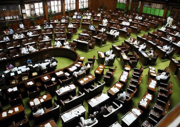 """How strong is your voice?  On Sunday's International Day of Democracy, strengthen your voice on democracy to make it work for all.  Find out more here: http://j.mp/9IJA98  According to IPU, the Parliament of India (pictured here) will mark #DemocracyDay by hosting a live televised debate on the """"Challenges to Indian Democracy"""" with Members of Parliament, civil society groups, university students and journalists."""