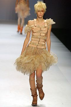 Jean Paul Gaultier Spring 2004 Ready-to-Wear Fashion Show: Complete Collection - Style.com