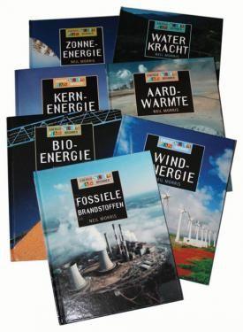 Corona-reeks 'Energiebronnen' : windenenergie, kernenergie, bio-energie, aardwarmte, waterkracht, zonne-energie, fossiele brandstoffen