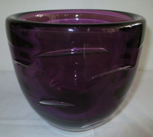 lars hellsten very heavy purple vase - Google Search