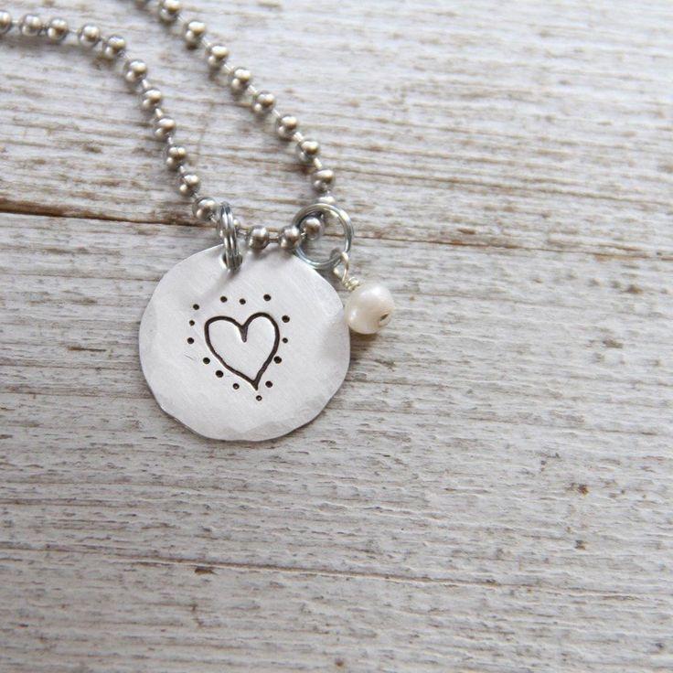 proper friendly letter format%0A Eucharisteo necklace