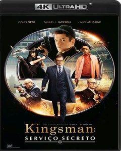 Kingsman: Serviço Secreto – Sem Cortes Torrent – Bluray 4K 2060p Dual Áudio Download (2015)