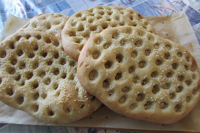 Greckie smaki: Lagana – chlebek wielkopostny