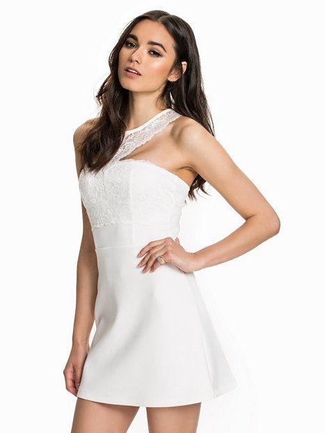 Lacie Dress - Nly Trend - Offwhite - Festkjoler - Tøj - Kvinde - Nelly.com