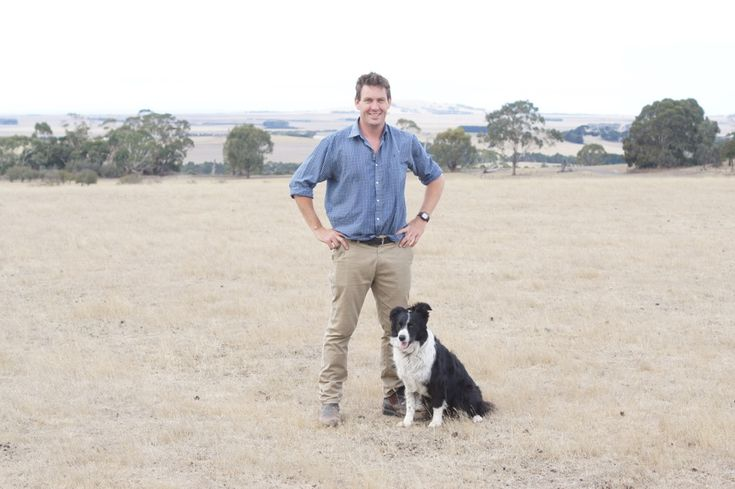 Shacky - its like Air BnB on Australian farms. Great idea from Melbourne entrepreneur Josep Pennartz. The first one will be on Tom Dennis's sheep farm in Tarndie, Victoria