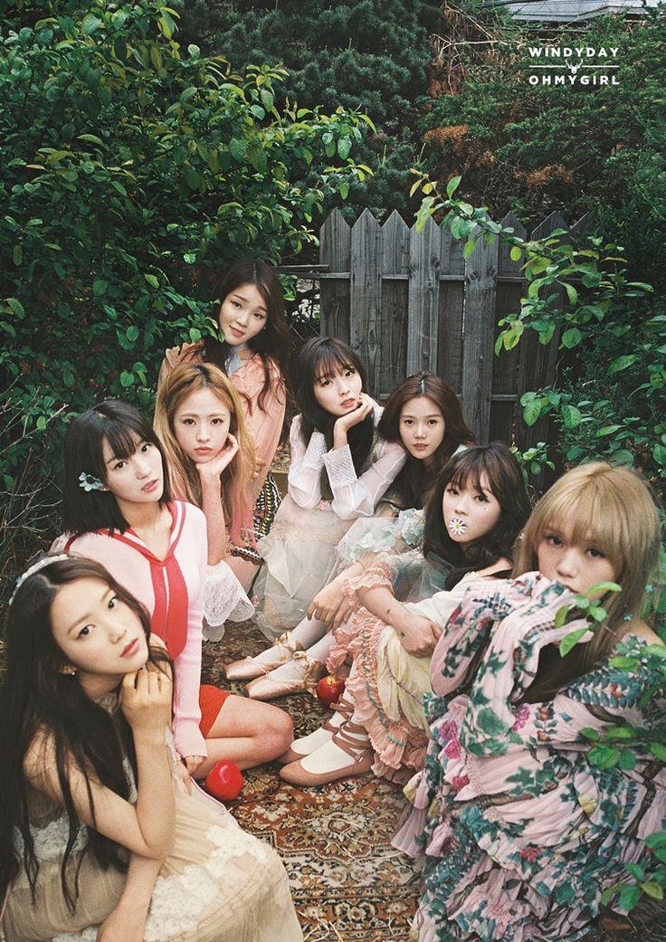 Oh My Girl released teaser photos for repackage album | Koogle TV