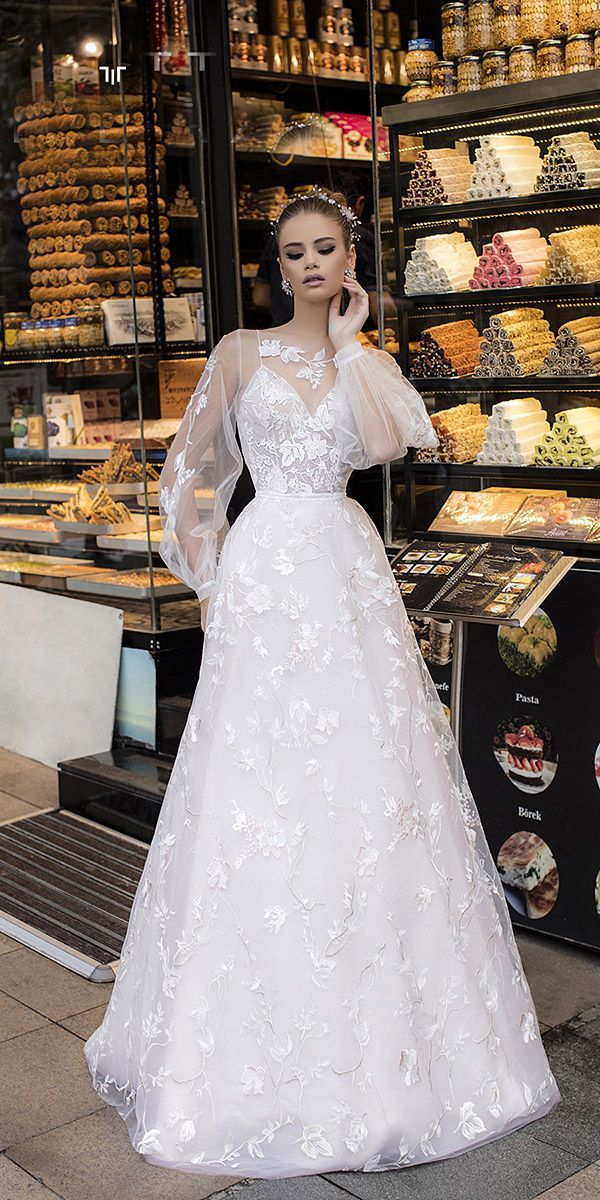 Modern Liretta Wedding Dresses 2018 ★ See more: weddingdressesgui… #brida…