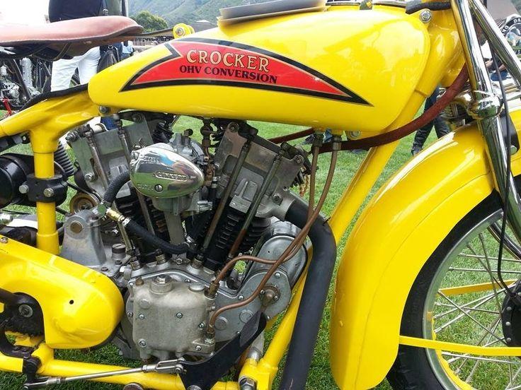 13 best crocker motorcycle images on pinterest vintage for Crocker motors used cars