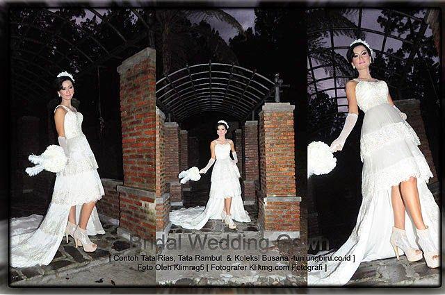 blog.klikmg.com - Rias Pengantin - Fotografi & Promosi Online : Bridal Wedding Gown  [3] Tata Rias, Busana & Tata ...