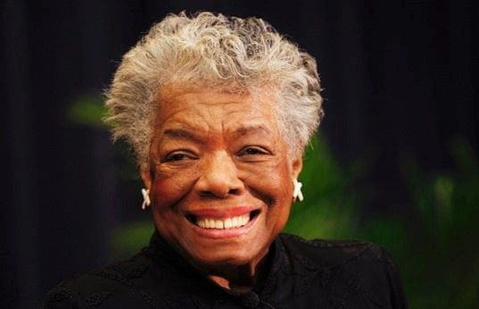 DEATH OF AN ICON Maya Angelou: 1928-2014