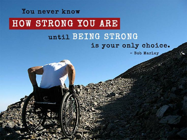 how strong are you disability wheelchair inspirational