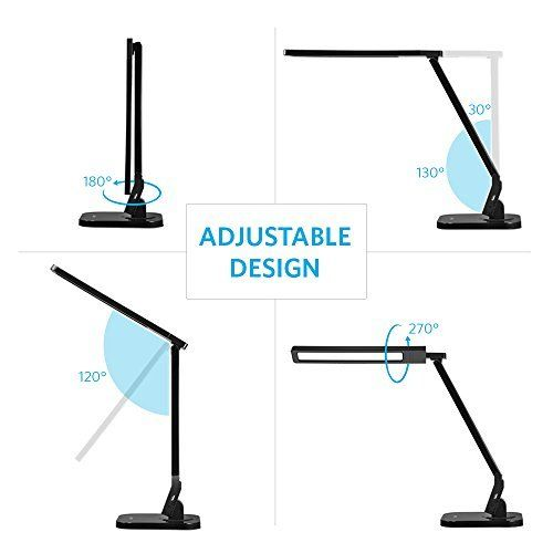 Awesome Top 10 Best Desk Lamps in 2016 Reviews