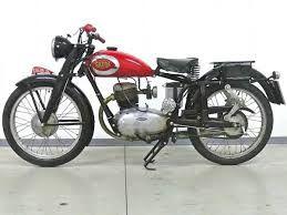 moto gilera 125 1951