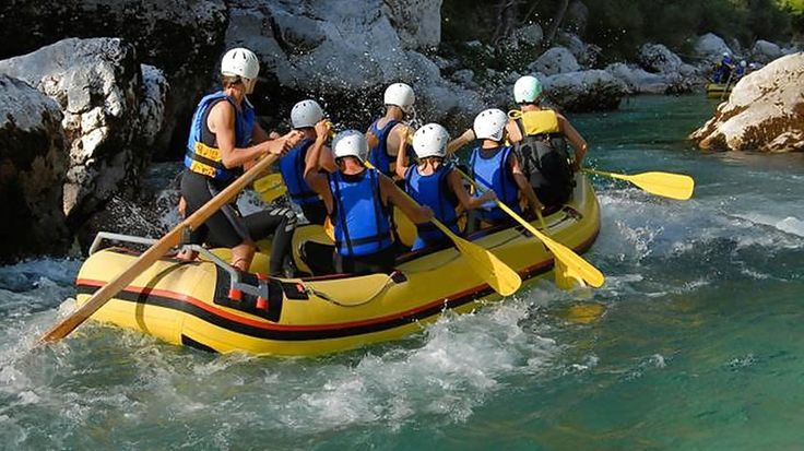 White whater rafting in Slovenia. Amazing! Such an underestimated country #kilroy #sports #adrenaline #travel #backpacking #watersport