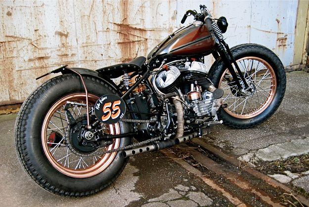 Harley WLC Custom - WWII Canadian Military Bike: Harley Davidson, Harley Flathead, Vintage Motorcycles, Military Motorcycles, Custom Motorcycles, Davidson Motorcycles, Harley Motorcycles, Harleydavidson, Cafe Racers