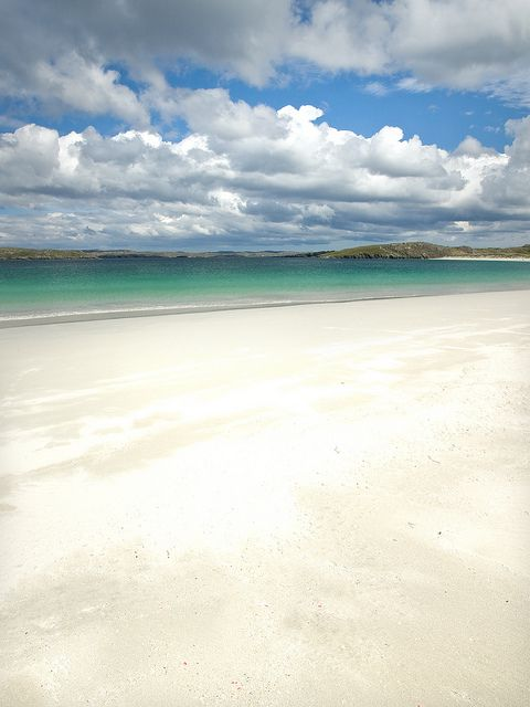 The amazing Reef Beach, Isle of Lewis  #ScottishRoutesonPinterest