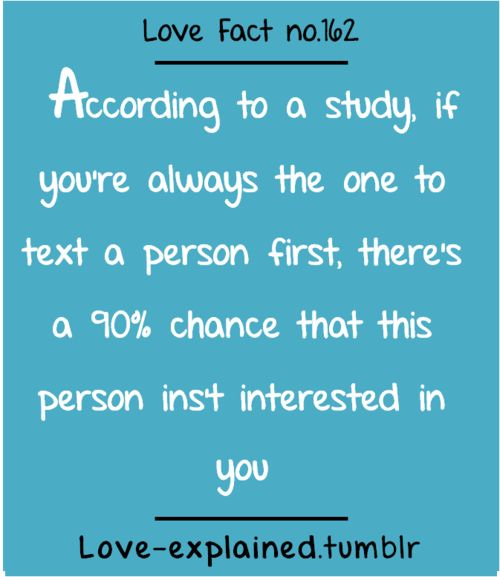 Love facts (love,text,psychology,didyouknow,fact,facts,interesting,relationships,blue)
