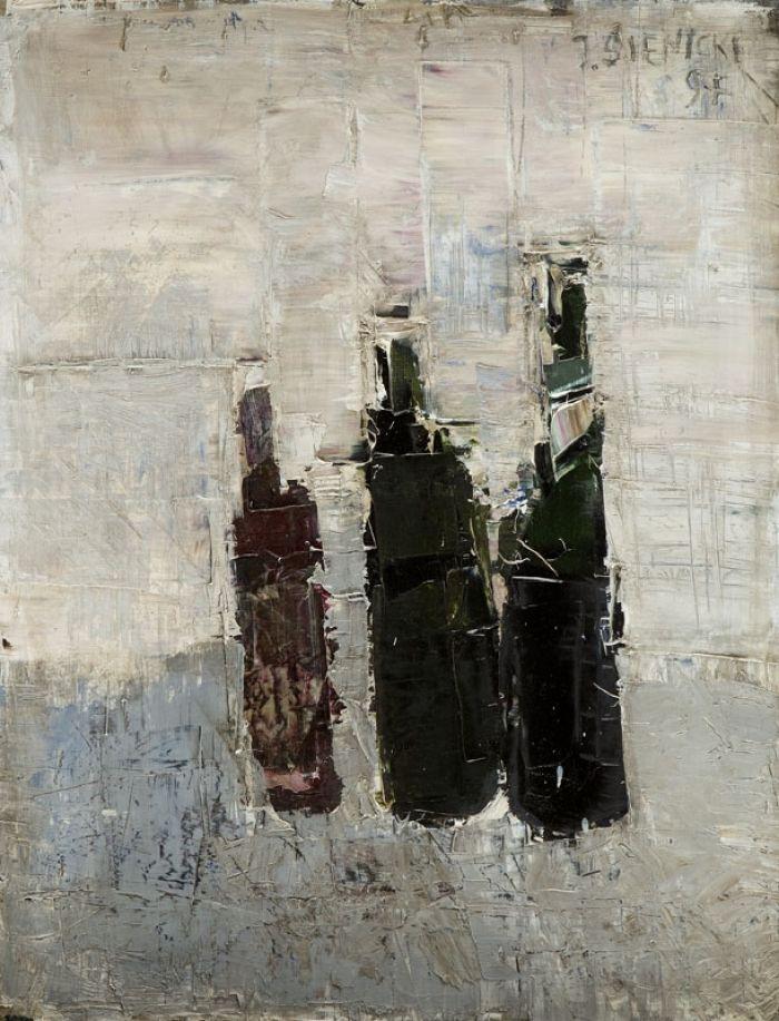 Jacek Sienicki - Butelki, 1997 r.