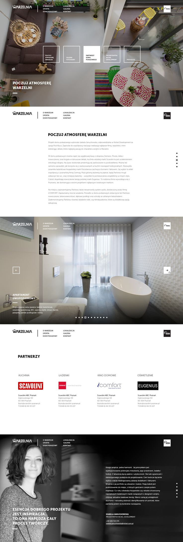 Luxurious apartments in the most desirable location in Poznan. Apartments for sa…