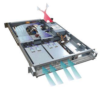 Computerruimte koeling is het meest essentiële onderdeel in computerruimtes. Wanneer er onvoldoende koelcapaciteit is dan wordt de temperatuur in de 24/7 computerruimte steeds hoger wat de door fabrikanten van uw ICT apparatuur opgegeven levensduur drastisch verkort. Belangrijk is het dus om vooral ICT koelsystemen schaalbaar op de toekomst in te richten. Met voldoende koeling verkleint u de kans op hotspots in de computerruimte, in  netwerk serverkasten en patchkasten.