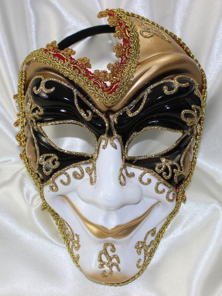 17 Best ideas about Jester Mask on Pinterest | Venetian ...