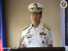 Lorenzana on PHL navy chief: I lost trust and confidence in him