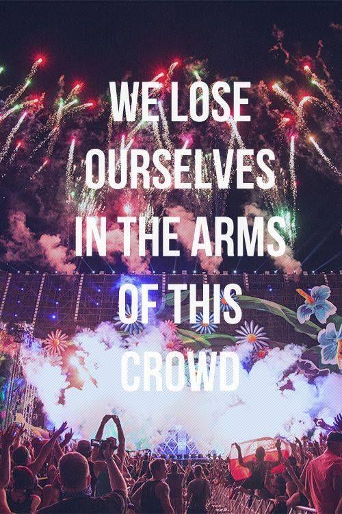 #Trance #ASOT #FSOE #Subculture #House #EDM #Dance #Electronic #Rave #Music #Krewella #KrewLife #Quotes