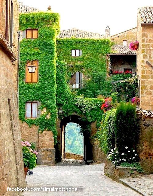 Need to go here-  Tuscany...love
