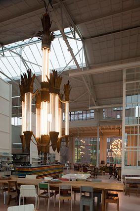 Piet Hein Eek Restaurant, Eindhoven NL