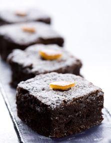Sinaasappelbrownies recept | Smulweb.nl
