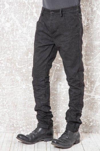 LAYER-0 – 5 Pocket Canvas Pants 2