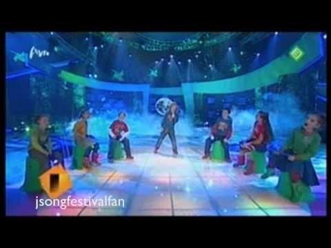 ▶ Junior Eurovision Song Contest 2006 - Belgium - Een tocht door het donker - YouTube
