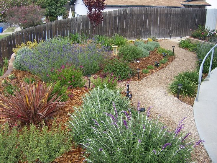 The 2 Minute Gardener: Photo - Decomposed Granite Pathway (DG)