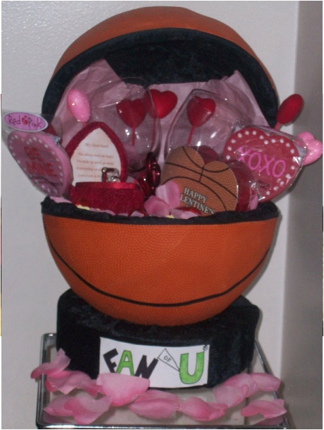 Adorable Basketball Gift Idea From Www Fanofugifts