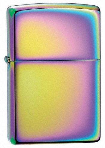 The Zippo Spectrum lighter (model 151)  - $22.65 #Lighters #Zippo #spectrum #colors #edc #engraving